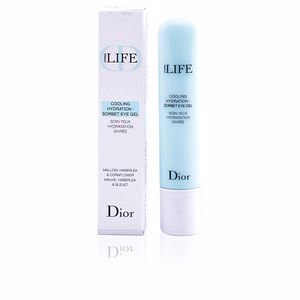 Dark circles, eye bags & under eyes cream HYDRA LIFE cooling hydration sorbet eye gel Dior