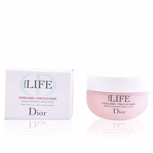 Acne Treatment Cream & blackhead removal HYDRA LIFE pores away pink clay mask Dior