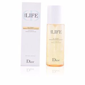 Make-up remover HYDRA LIFE oil to milk makeup removing cleanser Dior