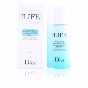 Make-up remover HYDRA LIFE triple impact make up remover Dior