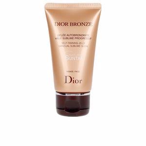 Gesichtsschutz DIOR BRONZE gelée autobronzante visage Dior