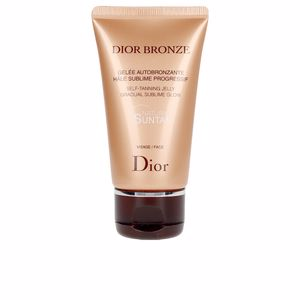 Facial DIOR BRONZE gelée autobronzante visage Dior