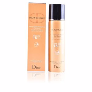 Lichaam DIOR BRONZE oil in mist sublime glow SPF15