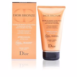 Body DIOR BRONZE ultra fresh monoï balm after sun Dior
