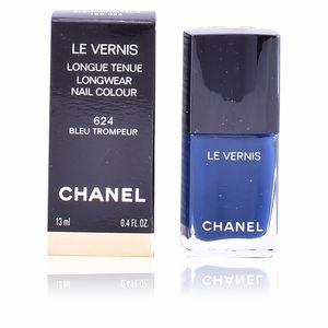 LE VERNIS #624-bleu trompeur