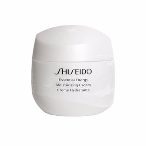 Face moisturizer ESSENTIAL ENERGY moisturizing cream Shiseido