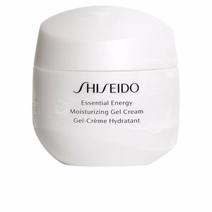 Face moisturizer ESSENTIAL ENERGY moisturizing gel cream Shiseido