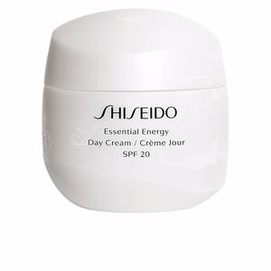 Cremas Antiarrugas y Antiedad ESSENTIAL ENERGY day cream SPF20 Shiseido
