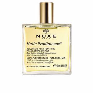 Körperfeuchtigkeitscreme HUILE PRODIGIEUSE huile sèche