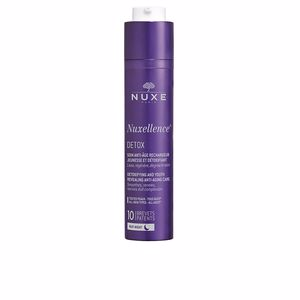 Anti-Aging Creme & Anti-Falten Behandlung NUXELLENCE detox soin nuit anti-âge rechargeur jeunesse Nuxe