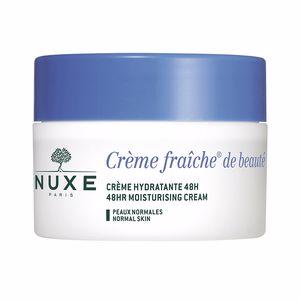 Face moisturizer CRÈME FRAÎCHE DE BEAUTÉ crème hydratante 48h Nuxe