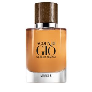 ACQUA DI GIO ABSOLU eau de parfum vaporizador 40 ml