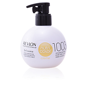 Tintas NUTRI COLOR creme #1003-golden blonde Revlon