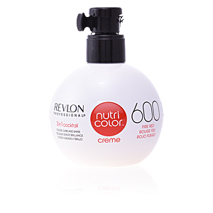 Revlon, NUTRI COLOR creme #600-fire red 270 ml