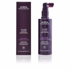 Hair loss treatment INVATI scalp revitalizer Aveda