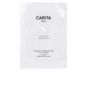 Face mask IDEAL HYDRATATION masque biocellulose hydro-régénérant Carita