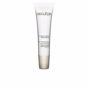 Anti blemish treatment cream HYDRA FLORAL WHITE PETAL soin ciblé anti-taches Decléor