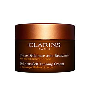 Korporal SUN crème délicieuse auto-bronzante Clarins
