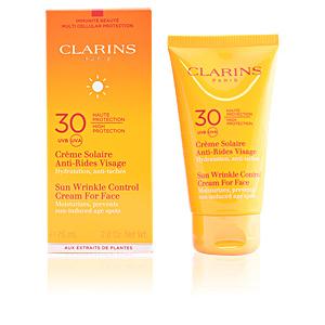 SUN crème solaire anti-rides visage SPF30 75 ml