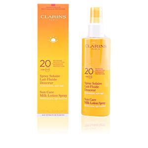SOLAIRE spray lait fluide SPF20 150 ml