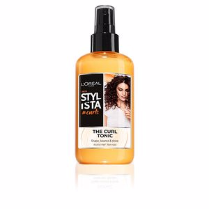 Hair styling product STYLISTA the curl tonic L'Oréal París