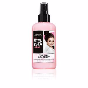 Hair styling product STYLISTA the bun gel-spray L'Oréal París