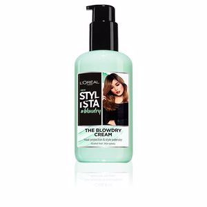 Protector térmico pelo STYLISTA the blowdry cream L'Oréal París