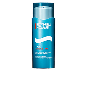 HOMME T-PUR anti-oil & shine mattifying gel 100 ml
