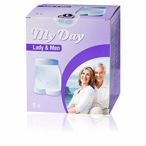 Compress MY DAY malla sujeción unisex talla L My Day