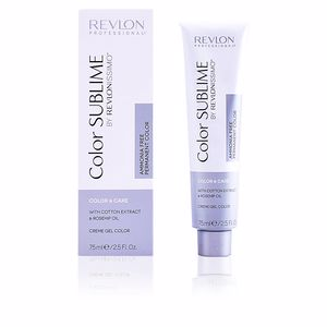 Couleurs COLOR SUBLIME creme gel color ammonia free #1 Revlon