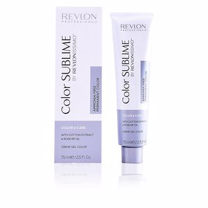 Dye COLOR SUBLIME creme gel color ammonia free #3 Revlon