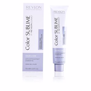 Dye COLOR SUBLIME creme gel color ammonia free #9 Revlon