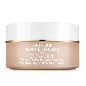 Anti aging cream & anti wrinkle treatment RÉGÉNACTIVE créme comfort restructurante jour Jeanne Piaubert