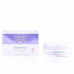 Soin du visage anti-fatigue EGOSTYLE mission de-stress gel creme Isabelle Lancray