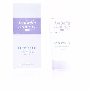 Face mask EGOSTYLE mission fraicheur masque Isabelle Lancray
