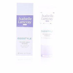 Dark circles, eye bags & under eyes cream EGOSTYLE mission aqua intense gel contour des yeux Isabelle Lancray