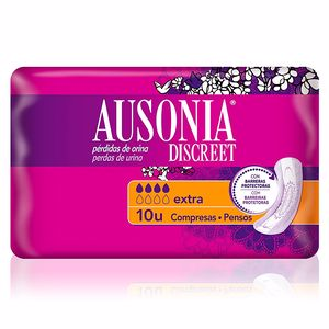 Compresses DISCREET incontinence pads Ausonia