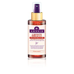 Trattamento riparante per capelli 3 MINUTE MIRACLE RECONSTRUCTOR oil deep treatment Aussie