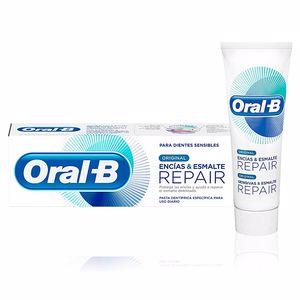 Toothpaste ENCIAS & ESMALTE REPAIR original pasta dentífrica Oral-B