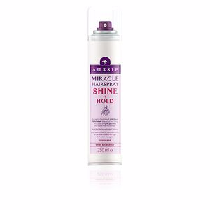 Hair styling product SHINE & HOLD hairspray