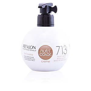 Couleurs NUTRI COLOR creme #713-frosty beige Revlon