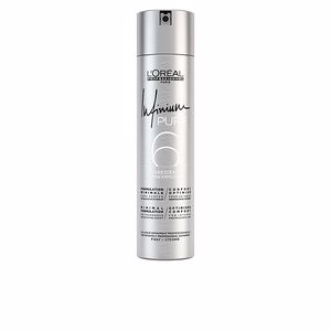 Hair styling product INFINIUM PURE la laque infiniment professionnelle fort L'Oréal Professionnel