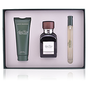 Adolfo Dominguez VETIVER HOMBRE COFFRET parfum