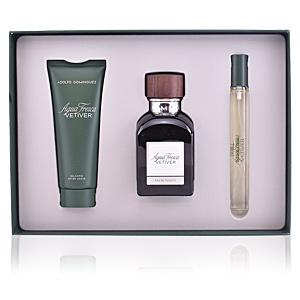 Adolfo Dominguez VETIVER HOMBRE SET perfum