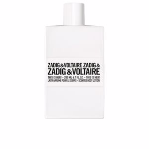 Body moisturiser THIS IS HER! scented body lotion Zadig & Voltaire