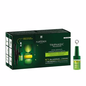 Hair loss treatment TRIPHASIC PROGRESSIVE tratamiento anticaída