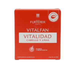 Food Suppliment VITALFAN vitalité cheveux & ongles Rene Furterer