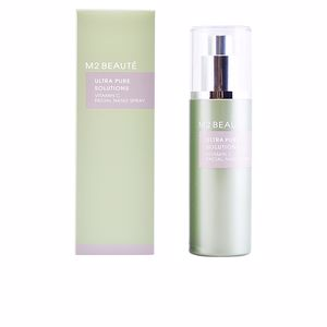 Anti-Aging Creme & Anti-Falten Behandlung ULTRA PURE SOLUTIONS vitamin C facial nano spray M2 Beauté