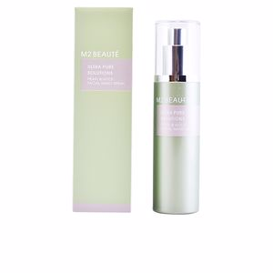 Anti-Aging Creme & Anti-Falten Behandlung ULTRA PURE SOLUTIONS pearl & gold facial nano spray M2 Beauté