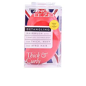Hair brush THICK & CURLY salsa red Tangle Teezer